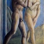 Masaccio - Adamo ed Eva