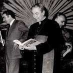 Piersanti Mattarella - Cardinale Pappalardo e Giuseppe Orlandi