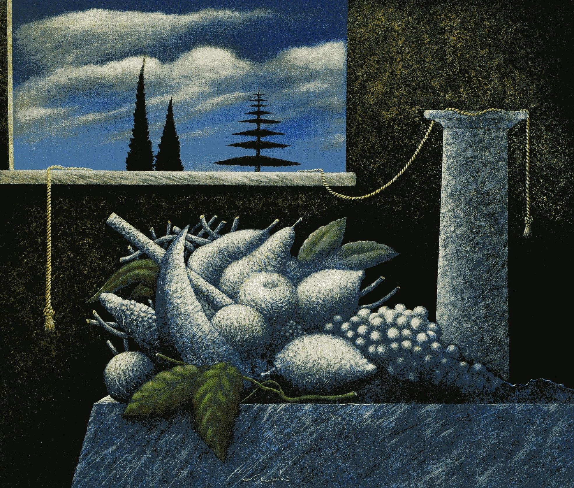 Salvatore Caputo - Grande natura morta