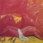Aligi Sassu - La Pietà