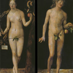 Durer - Adamo ed Eva