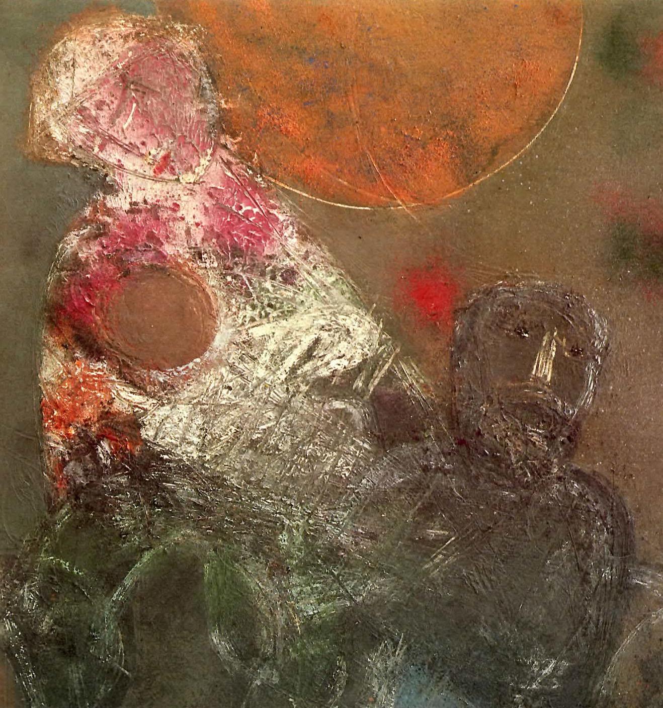 Domenico Spinosa - La fuga in Egitto