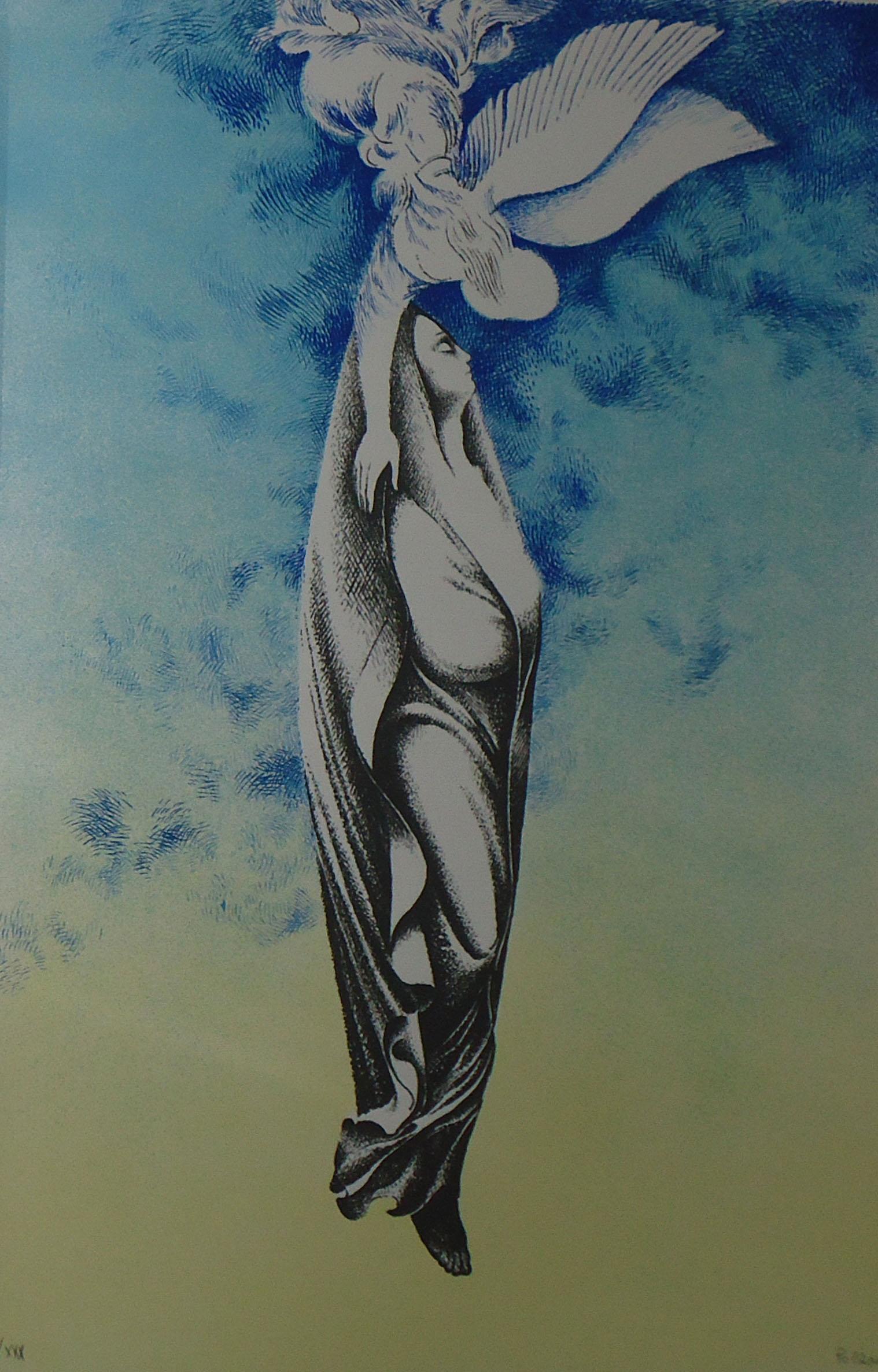 Giacomo Porzano - Assunzione al cielo