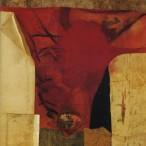 Alberto Burri - Rosso