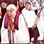 Giuseppe Migneco - Processione