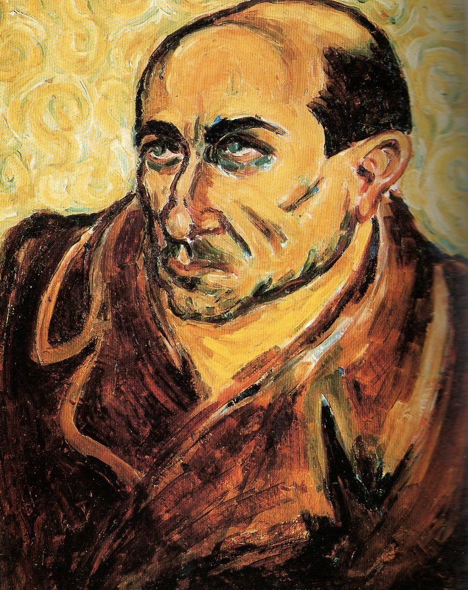 Giuseppe Migneco - Ritratto del padre