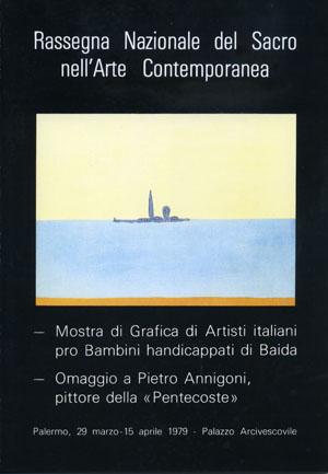 Mostra di grafica di artisti italiani