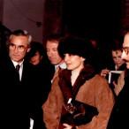 Domenico Zora, Carla Fracci e Pennisi
