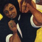 Giuseppe Migneco - Donna con anfora