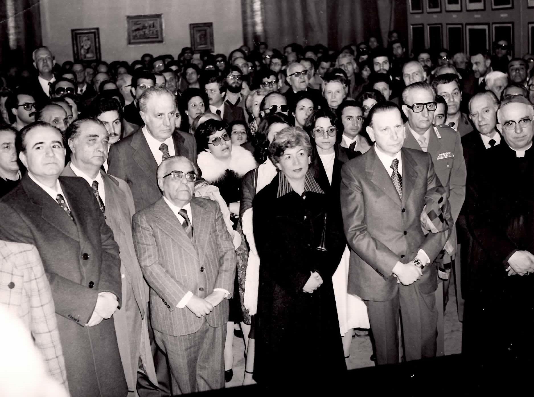 Inaugurazione della II Rassegna