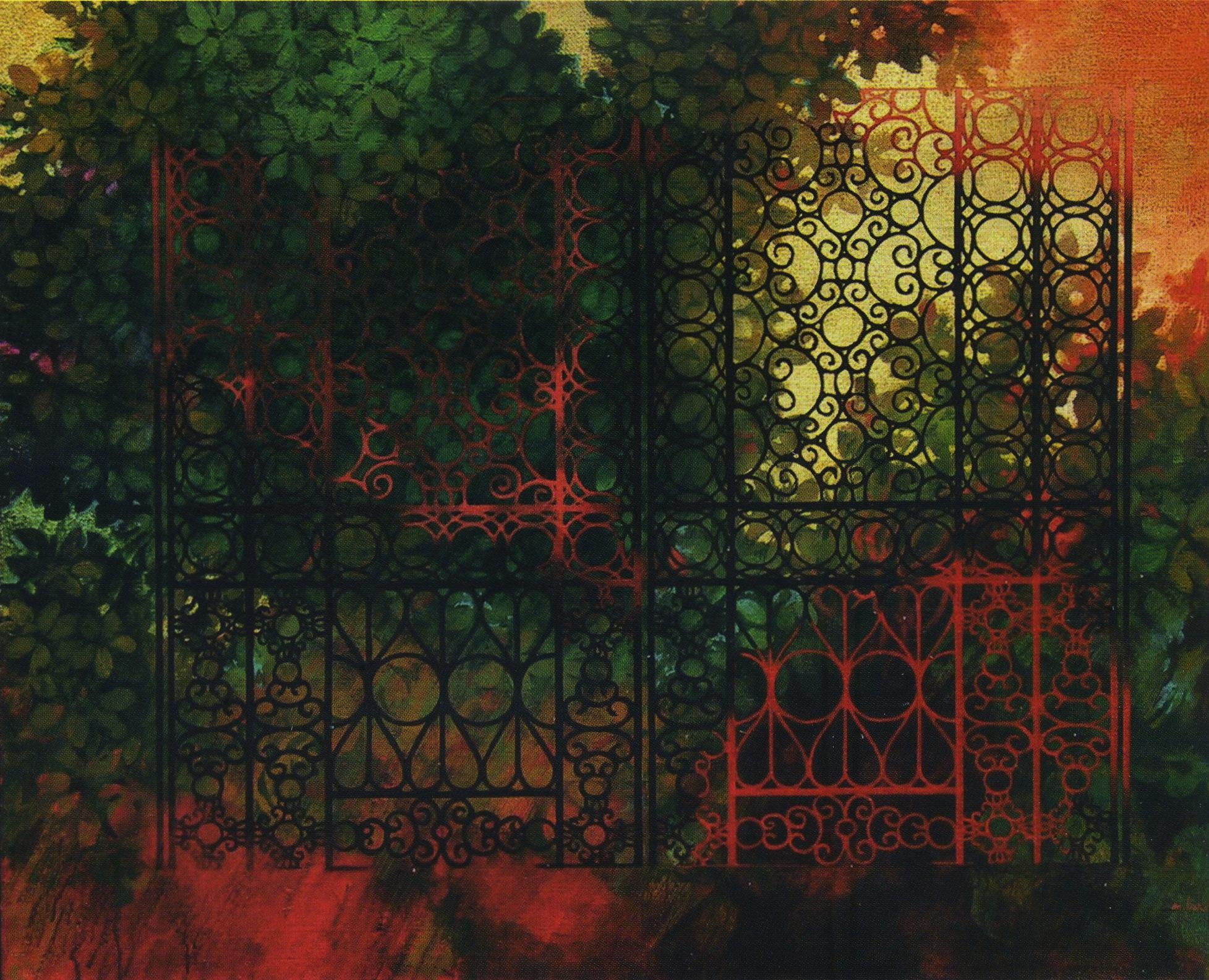 Mario Bardi - Il cancello Barocco