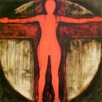 Sylvia Mair - Crocifissione