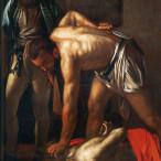 Caravaggio - Decollazione di Giovanni Battista