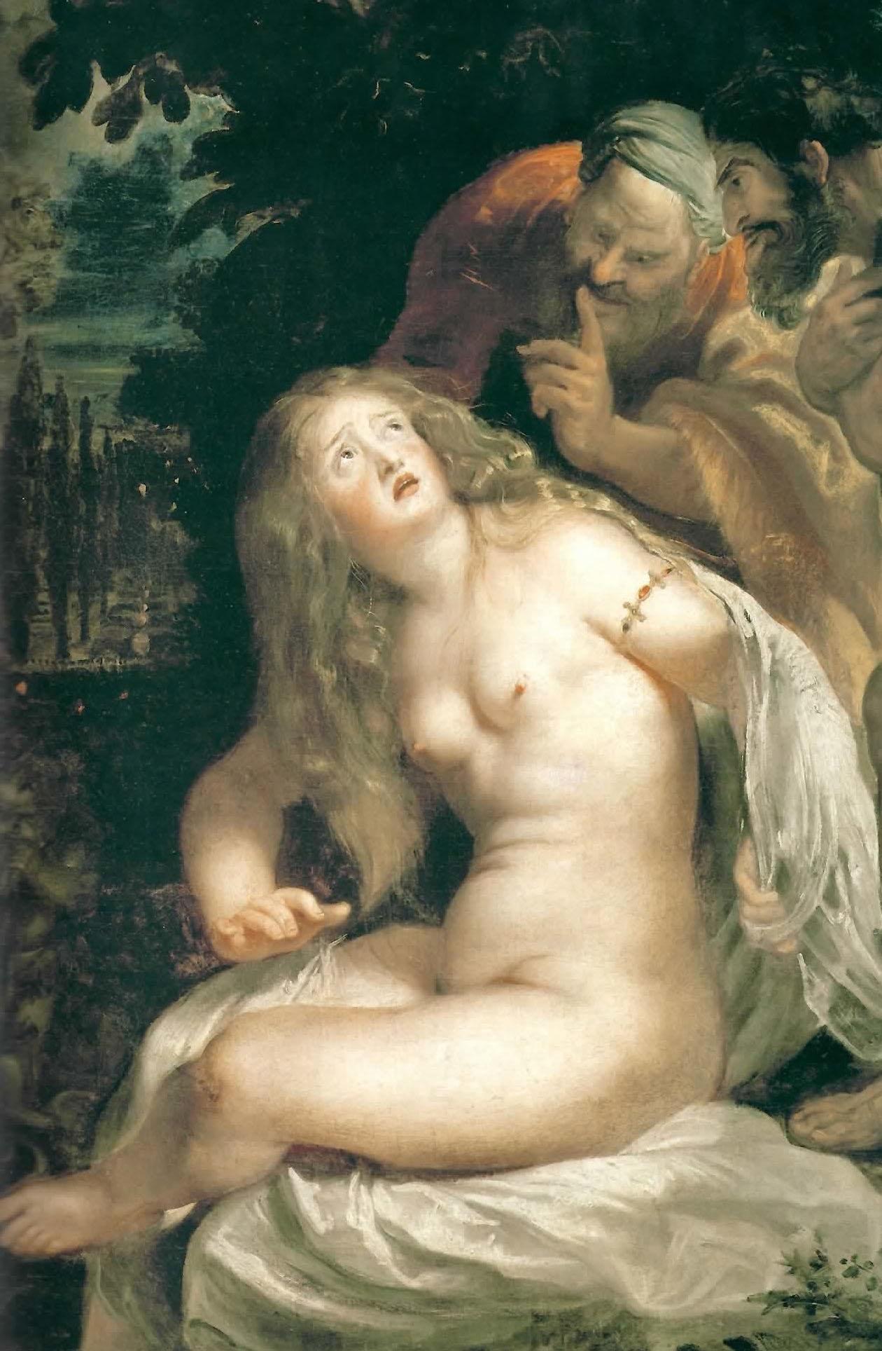 Rubens - Susanna e i Vecchioni