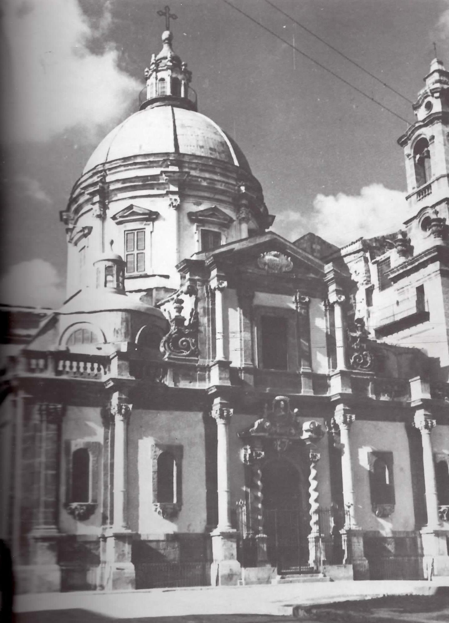 Angelo Italia - Chiesa di San Francesco Saverio