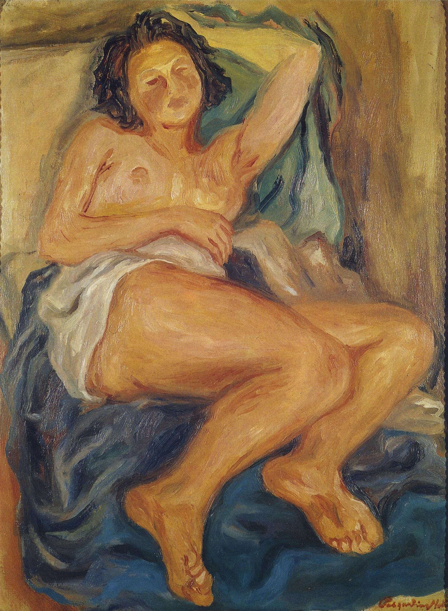 Lia Pasqualino Noto - Nudo