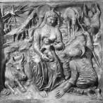 Pericle Fazzini - Natività
