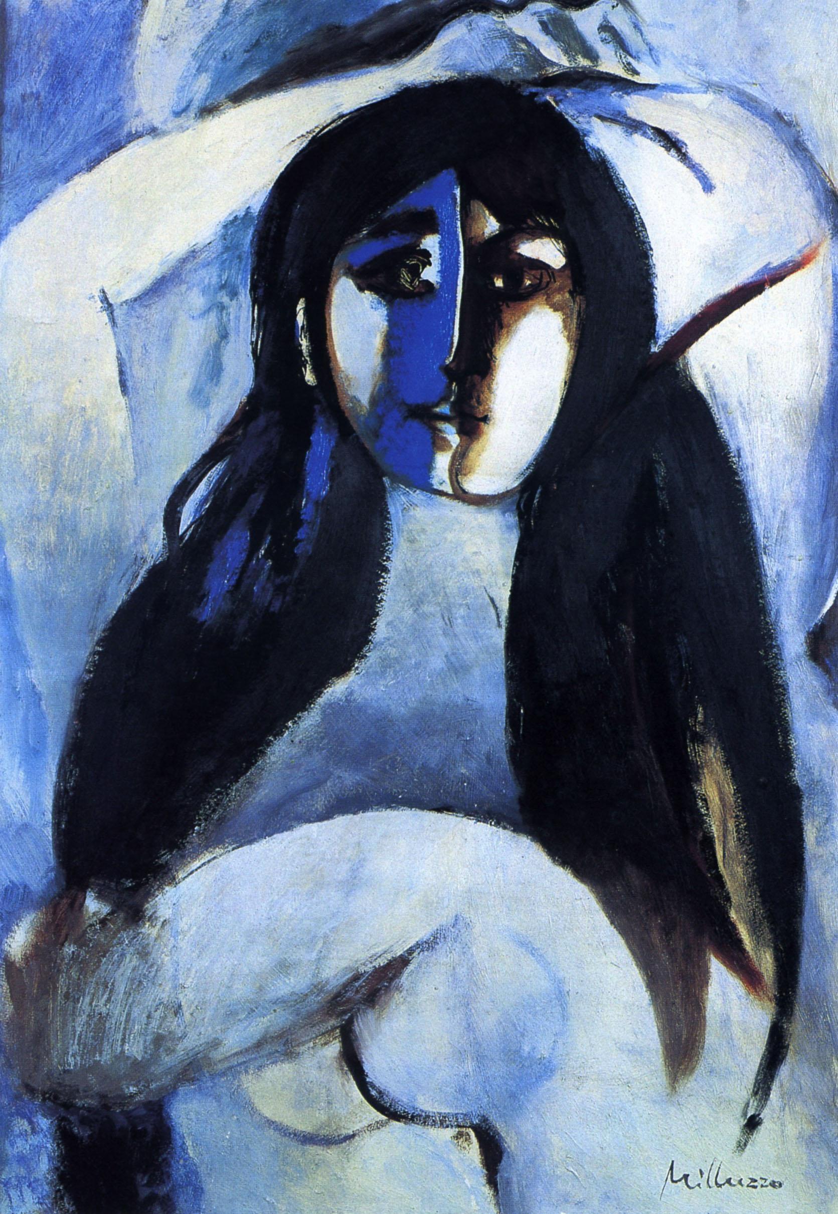 Sebastiano Milluzzo - Donne di Lesbo