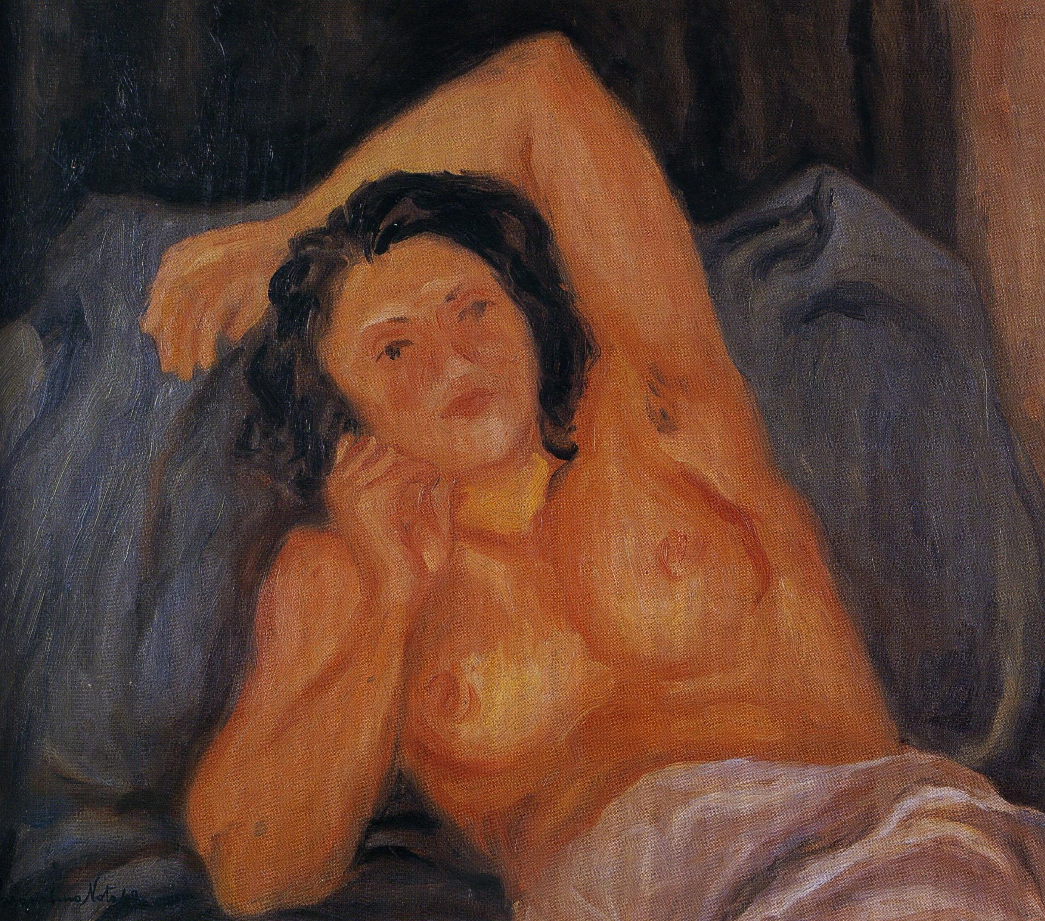 Lia Pasqualino Noto - Ritratto femminile