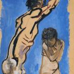 Renato Guttuso - Sacrificio di Isacco