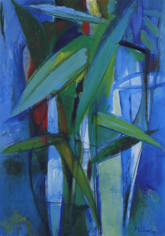 Sebastiano Milluzzo - Vegetazione