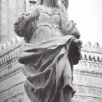 Carlo D'Aprile - Balaustra della Cattedrale - Santa Silvia