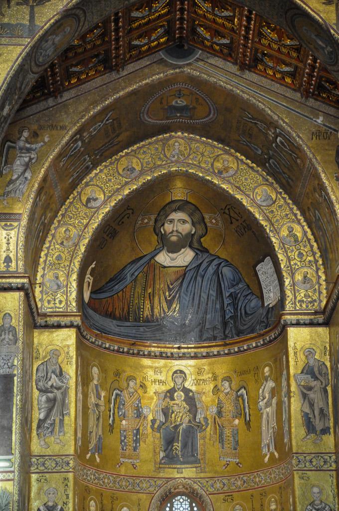 Duomo di Monreale - Pantocrator
