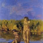 Ennio Morlotti - Lago di Oggiono II