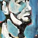 Georges Rouault - Testa d'uomo