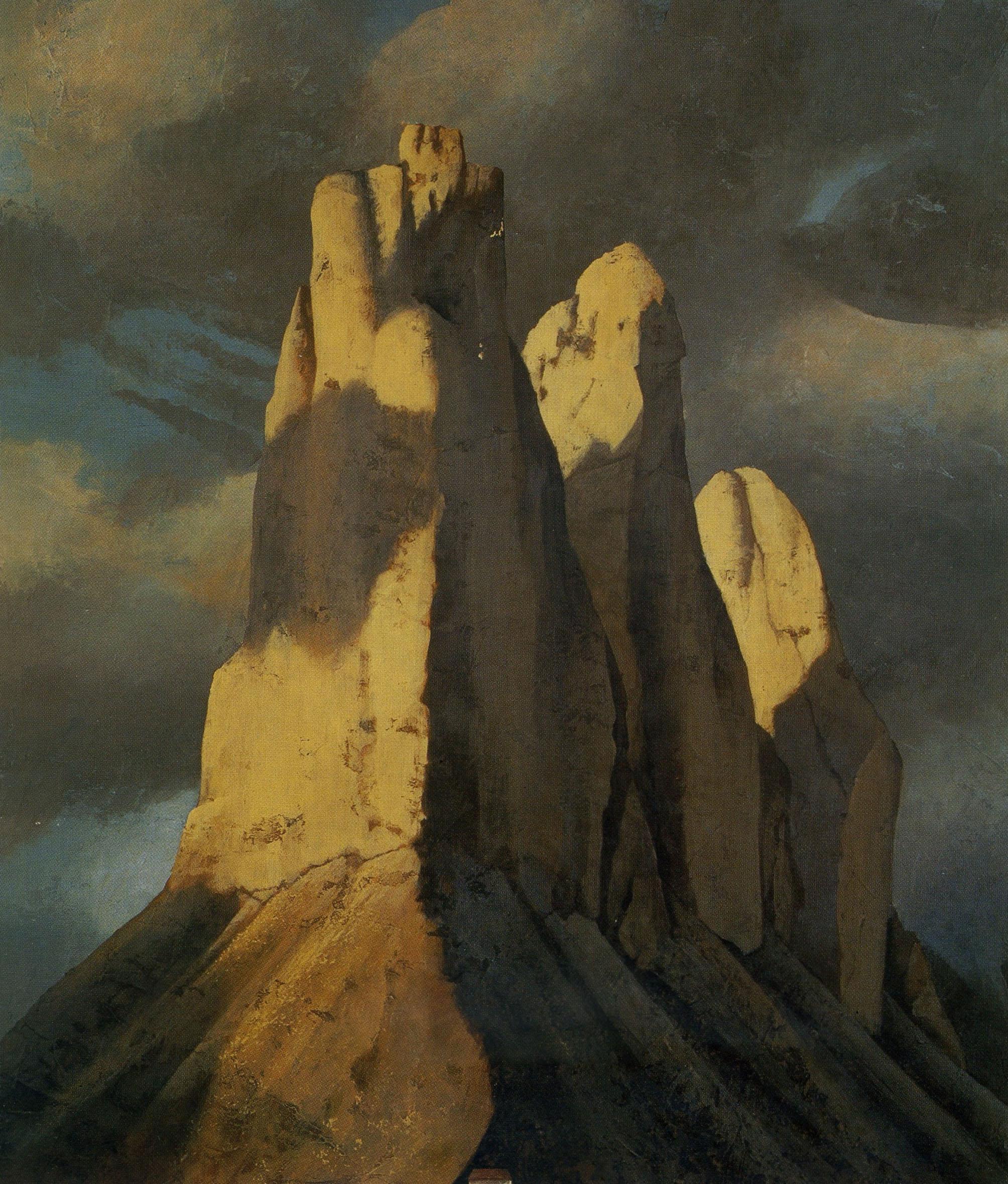 Graziella Marchi - Le tre cime