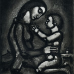 Georges Rouault - Bella Matribus Detestata