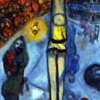 Marc Chagall - Resurrezione