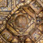 Cappella Palatina - Cupola composizione stellare