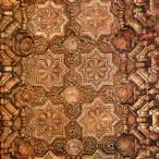 Cappella Palatina - Soffitto arabo