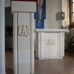 Salvatore Rizzuti - Altare e Pulpito
