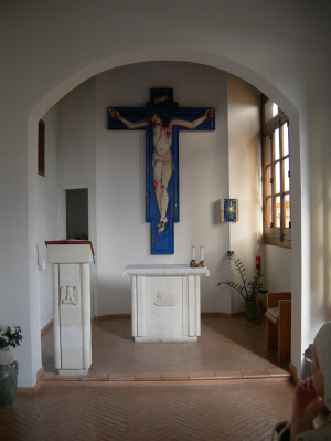 Cappella Suore Francescane del Vangelo