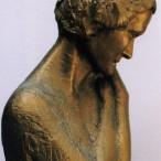 Domenico Zora - Carla Fracci ritratto