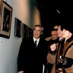 Domenico Zora, Carla Fracci e Giovanni Bonanno