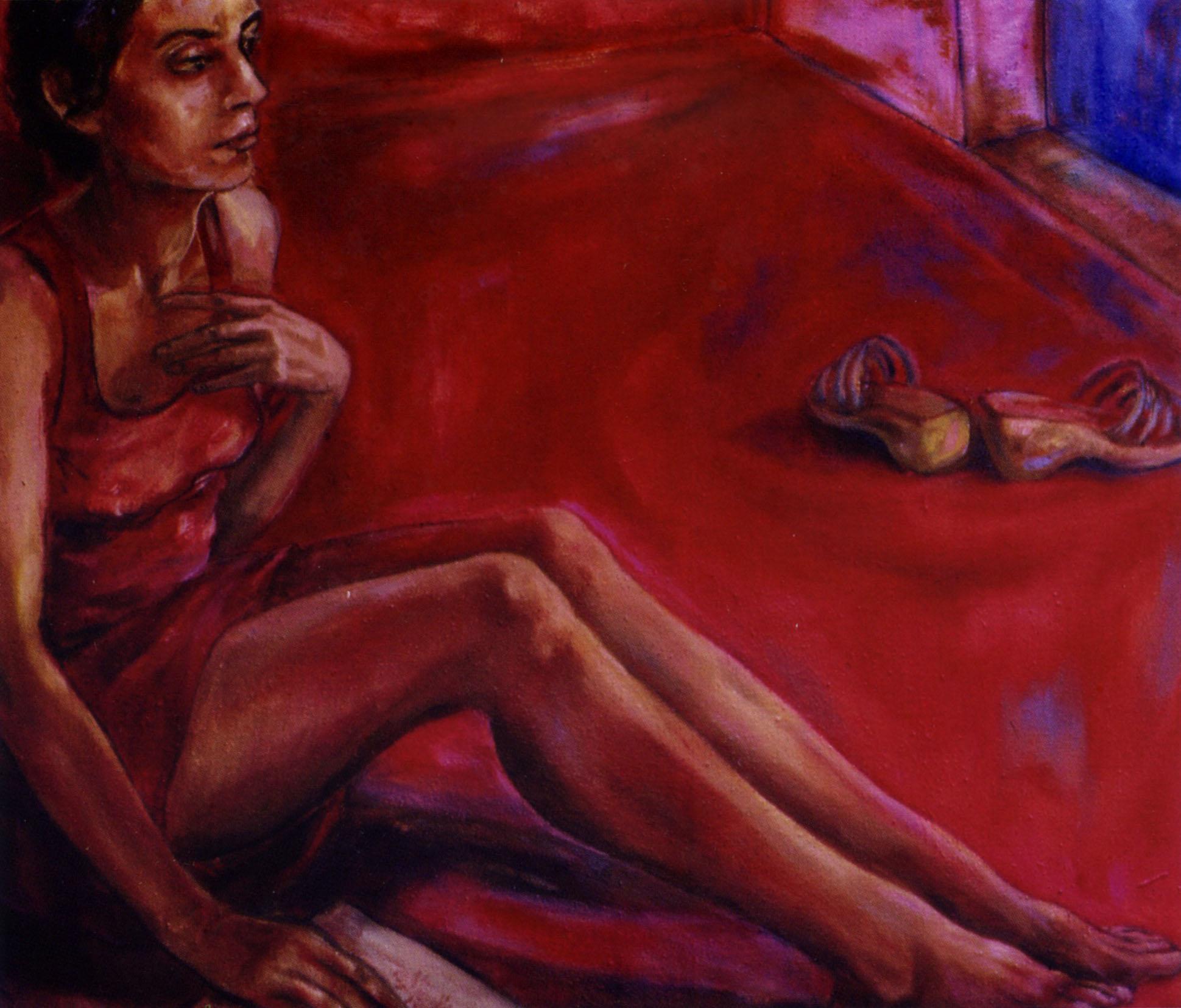Elisabetta De Luca - Annunciazione