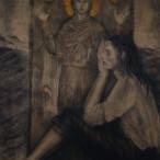 Lucia Stefanetti - Davanti alla madre di Dio