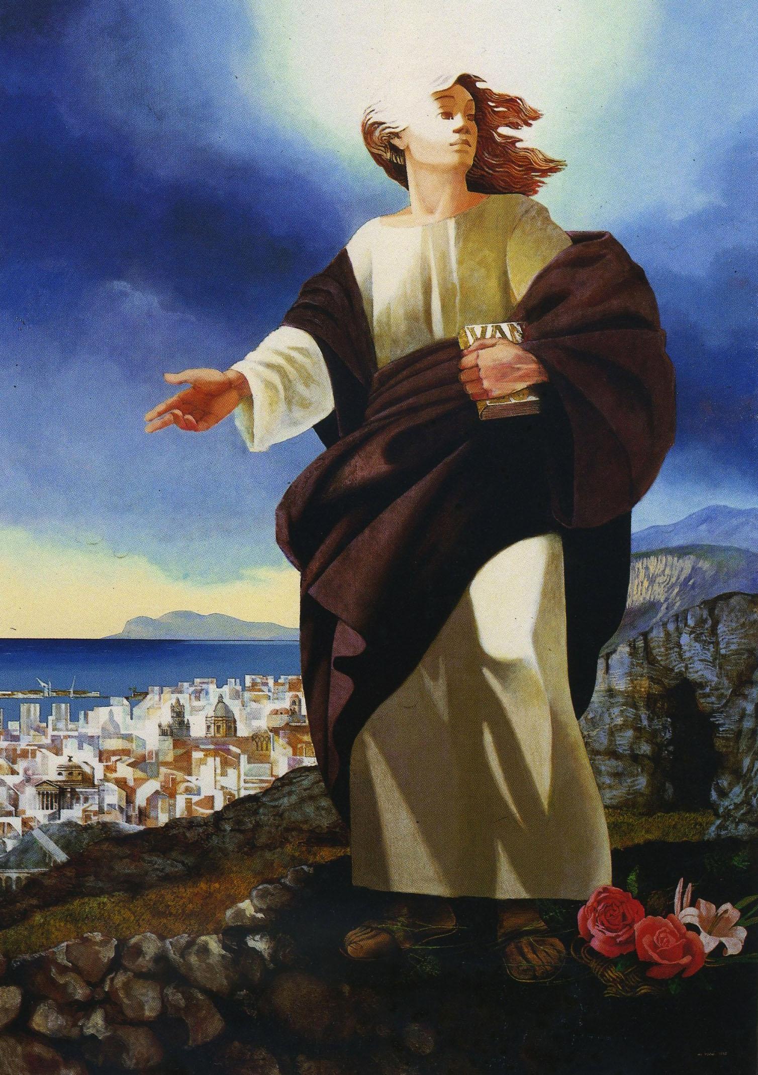 Mario Bardi - Santa Rosalia