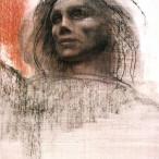 Pietro Annigoni - Studio per la povertà