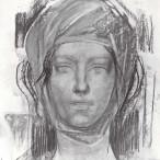 Pietro Annigoni - Studio per la stabilità