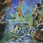 Renato Guttuso - Vita sotto il mare