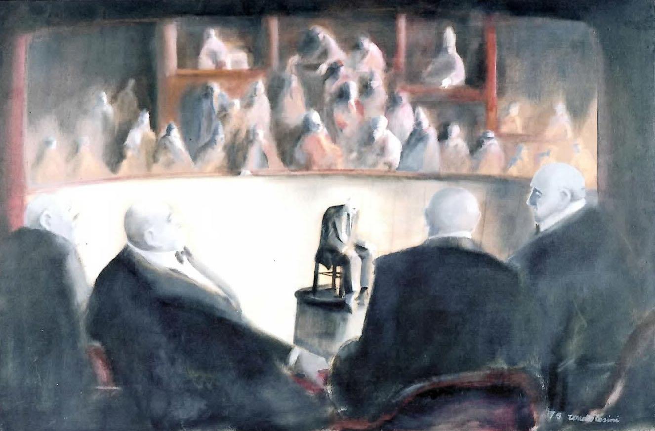 Renato Tosini - L'inquisizione