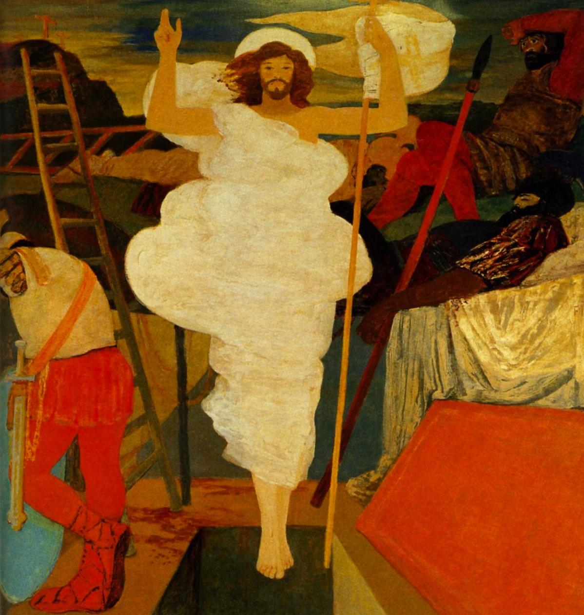 Salvatore Fiume - Resurrezione