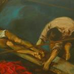 Totò Bonanno - Crocifissione