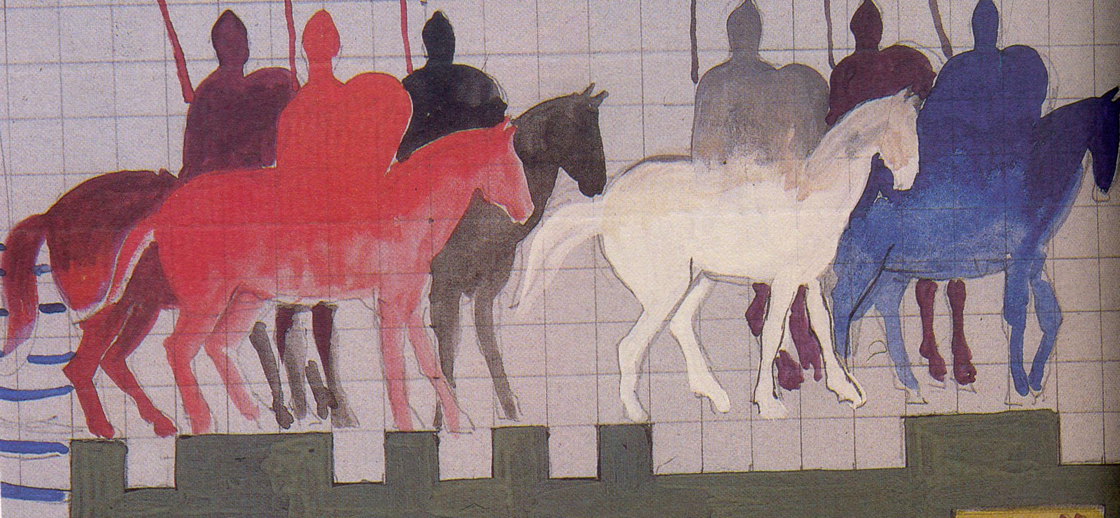 Totò Bonanno - Muro dei Normanni, part. 3