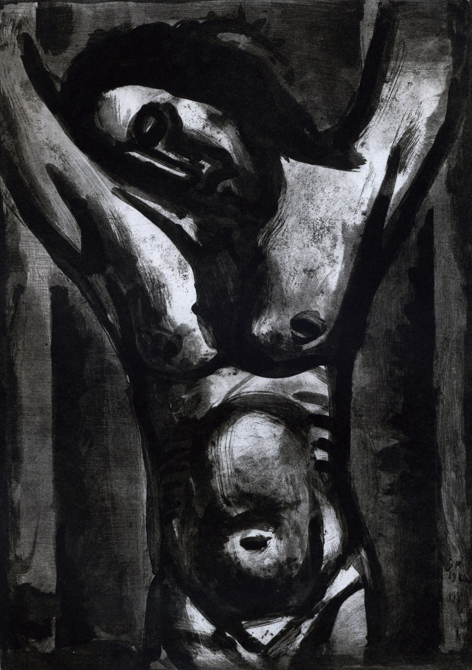 Georges Rouault - Crocifissione