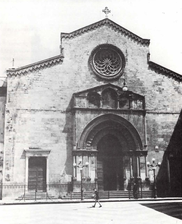 S. Francesco d'Assisi - Prospetto